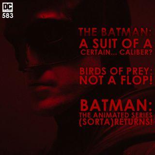 The Batman: A Suit of a Certain Caliber!
