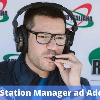 Ep.187 - La storia di Marco Petta, Station Manager ad Adelaide