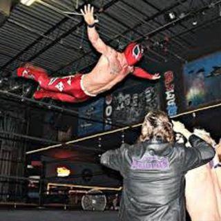 ACW Pro Wrestler Blanco Loco Interview
