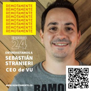 24 - Entrevistamos a Sebastián Stranieri, CEO de VU Security.