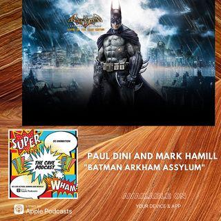 Batman: Arkham Asylum Game
