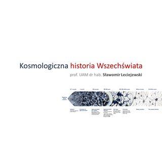 3. Kosmologiczna historia Wszechświata