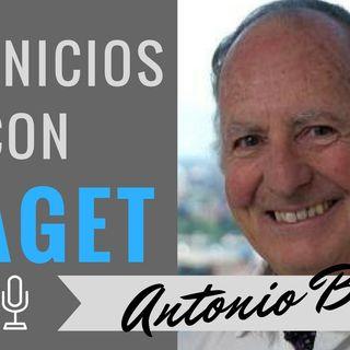 Antonio Battro: Mis inicios con Jean Piaget