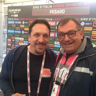 1a puntata lunedi 22 marzo (dopo la Milano Sanremo) con Alex Bertini e Danilo Gioia