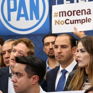 Respalda Marko Cortés rechazo de panistas a presupuesto 2020