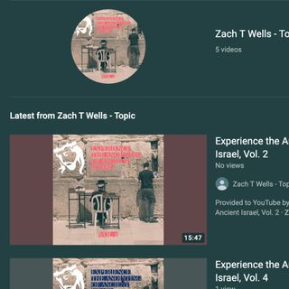 Theres Powerful Deliverance in This Music  ZachTWells