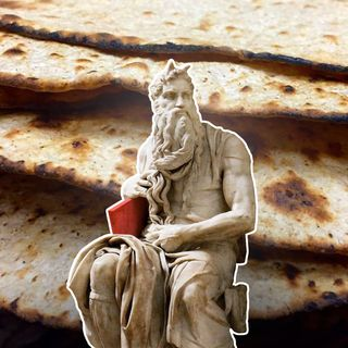Ep. 2 - Storia del pane: Yahweh e il lievito