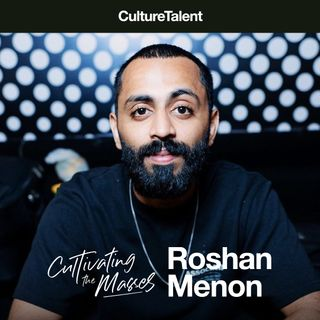 Knowledge Never Ends with Roshan Menon