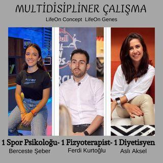 1 Spor Psikoloğu- 1 Fizyoterapist- 1 Diyetisyen