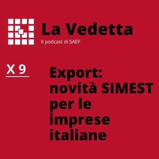 EXPORT: novità SIMEST per le imprese italiane