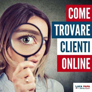 Libero professionista: come TROVARE CLIENTI online