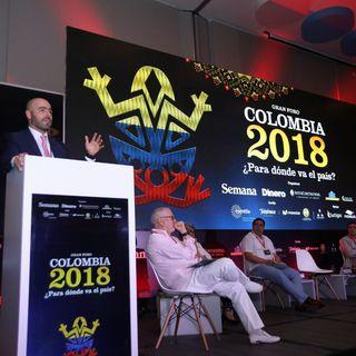 Gran Foro Colombia 2018 - En Directo desde Cartagena de Indias