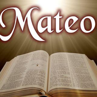 Lectura del Libro de Mateo