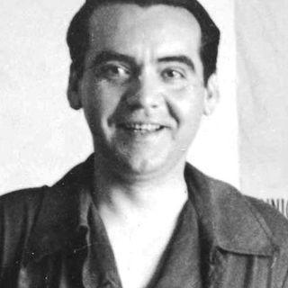 """""""Dell'amore disperato"""" di Federico García Lorca"""