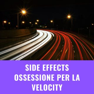 Effetti collaterali per l'ossessione della Velocity da parte del management
