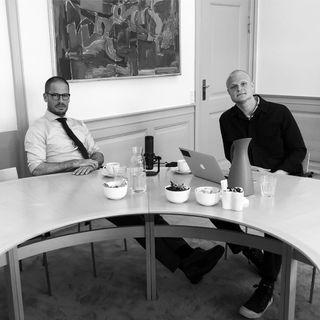 Episode 10 - corona special - Jonas Christoffersen (Dr. jur. og advokat)