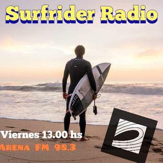 Surfrider Radio Programa 103 del 5to ciclo (6 de Noviembre)
