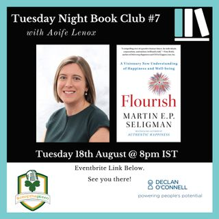 Tuesday Night Book Club #7 - Flourish - Aoife Lenox