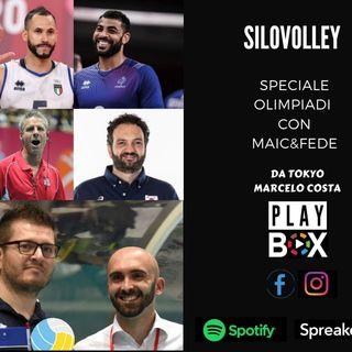 """""""Si lo volley"""" Speciale Olimpiadi di Tokyo2020"""