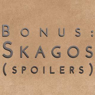 The Isle of Skagos (spoilers)