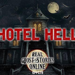 Hotel Hell | Haunted, Paranormal, Supernatural
