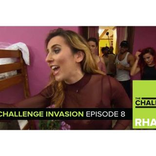 MTV Reality RHAPup | The Challenge Invasion Episode 8 RHAPup