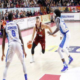 Basket - Sassari rialza la testa