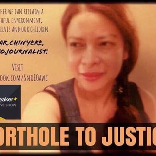 Episode 319 - Porthole to Justice Guest Sahar Chinyere Photo Journalist and Activist gangstalking and targeting