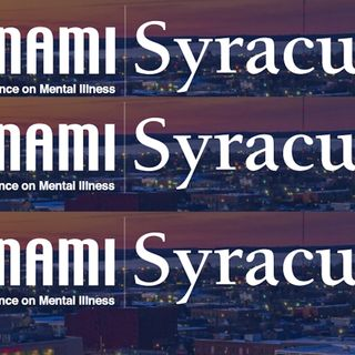 NAMI Syracuse interview with board member Joe  Ridgway Part 2