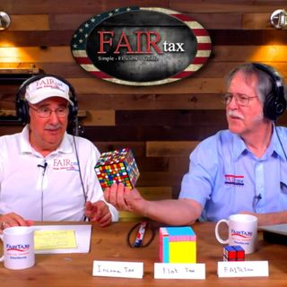 #146 SOTU, Tax Migration & the FAIRtax