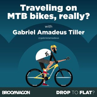 Gabriel Amadeus Tiller – MTB Touring on the Oregon Timber Trail #DropToFlat
