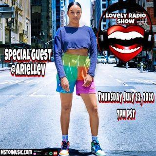 Lovely Radio Show- Arielle V.