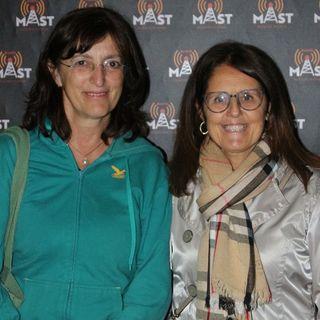 Maratona della lettura - Viviana Cicognani ed Elena Capani