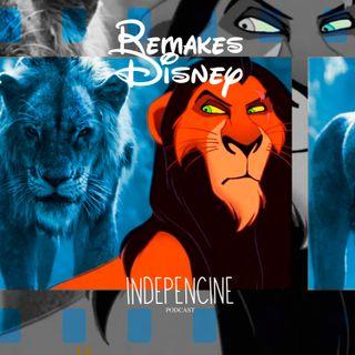 S1E5 - Remakes Disney