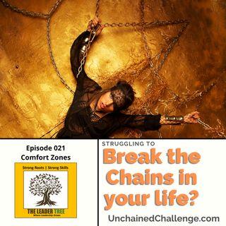 Episode 021 - Comfort Zones - The Leader Tree
