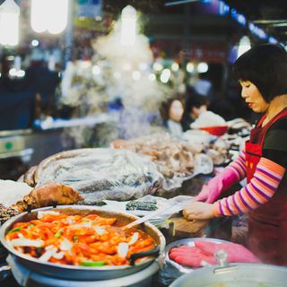 Seoul Street Foods Seeing Culinary Rebirth?