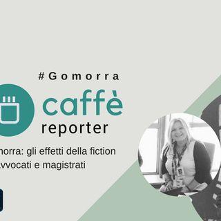 GOMORRA:GLI EFFETTI DELLA FICTION SU AVVOCATI E MAGISTRATI - Lunedì 11 Dicembre 2017 #Caffèreporter