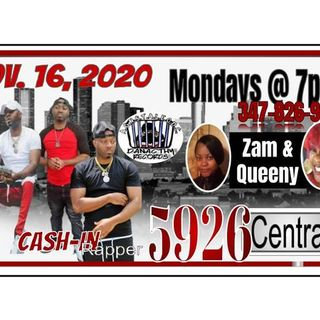 5926 Central with Zam and Queeny