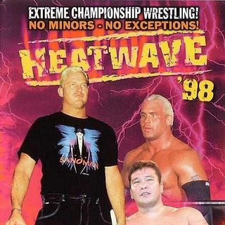 Wrestling Unwrapped #42:  ECW Heatwave 1998