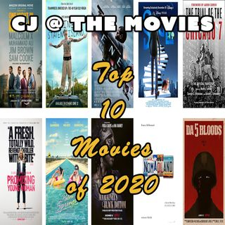 Episode 19 - Top Ten Movies of 2020