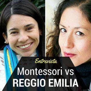Reggio Emilia: las diferencias con Montessori
