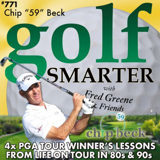 Four Time PGA Winner Chip Beck Shares Lessons from Life on Tour in 80s & 90s