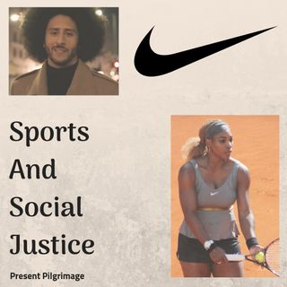 Serena and Colin and Nike