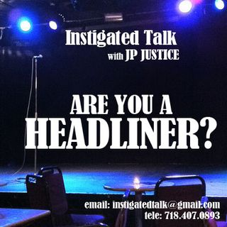 Instigated Talk w/JP JUSTICE - Willie Lynch Jr. - Marshall Brandon