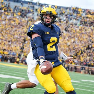 Go B1G or Go Home: Can Michigan run the Table?