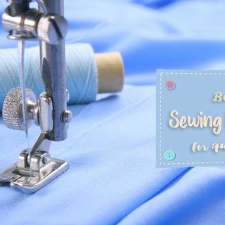 FIND THE BEST SEWING MACHINE FOR QUILTING