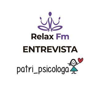 Entrevista a Patricia Ramírez (licenciada en Psicología)