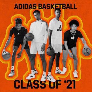 Adidas Basketball adds 4 rookies