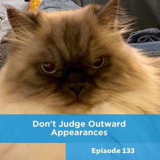 Episode 133: Don't Judge Outward Appearances