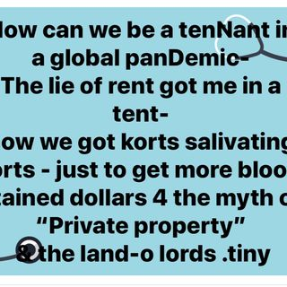 ScamLord/Tenant KnowYoRights in a Pandemic Pt #1